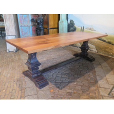 13949 Dining Table - Oak 2.40 m x 1.00 m