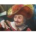 13974E Gemälde Rembrandt Nachtwache 2,16 m x 1,57 m