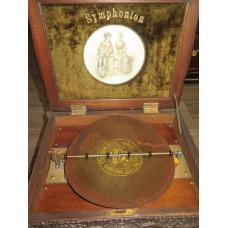14282A Spieluhr Symphonion Gründerzeit 1880