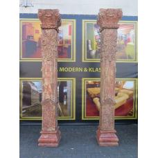 14372 Set Säulen Pfeiler 1850