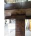 14555 Stehtisch Bartisch Eiche 0,80 m x 0,80 m