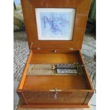 14641 Spieluhr Polyphon Gründerzeit 1880