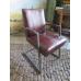 14736 Stuhl Esszimmerstuhl Industrial Design Leder