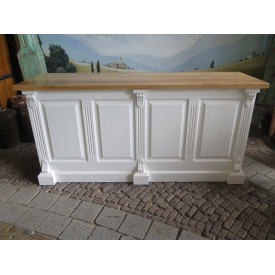 14825E Sales Counter Carola 2.00 m