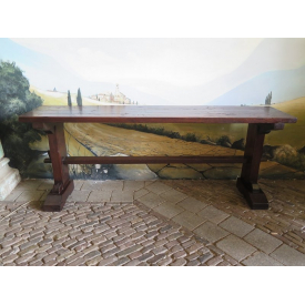 14905 Wall Table Oak 2,00 m