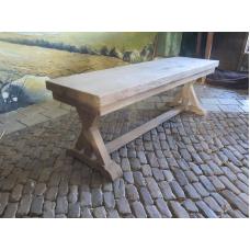 14923 Wooden bench teak 1,40 m