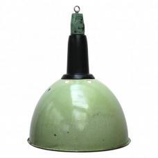 15094C Industrielampe Hellgrün-Weiß Ø 0,37 m