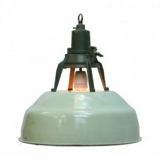 15096C Industrielampe Hellgrün-Weiß Ø 0,42 m