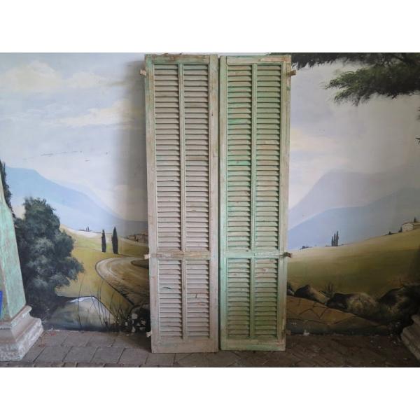 15120 Lamellentüren Flügeltüren 1,13 m