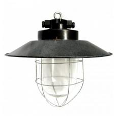 15126C Industrielampe Grau Ø 0,42 m