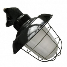 15129C Industrial Lamp Black Ø 0,35 m