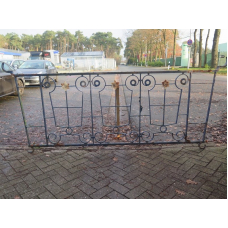 15130 Fence element 2.69 m Jugendstil 1920