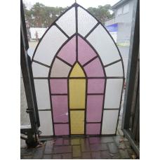 15166 Kirchenfenster Fenster Gusseisen 1850
