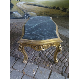 15227 Baroque style coffee table 1850