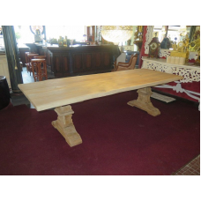 15314 Esstisch Tisch Eiche 2,80 m x 1,05 m