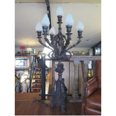 15416 Floor Lamp Bronze 1.86 m