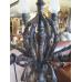 15416 Stehlampe Bronze 1,86 m