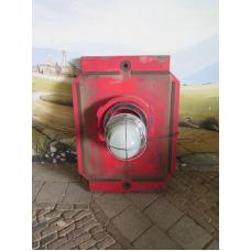 15420 Industrielampe mit Deckenelement 0,70 m x 0,99 m