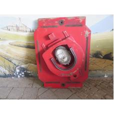 15422 Industrielampe mit Deckenelement 0,70 m x 0,99 m