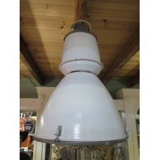 15492E Lampe Industrielampe Weiß Ø 0,53 m