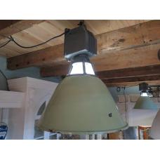 15494 Lampe Industrielampe Hellgrün  Ø 0,57 m