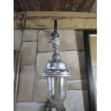 15498E Wandlampe Industrielampe Silber Ø 0,25 m