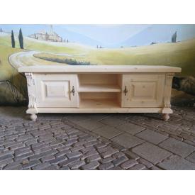 15529 TV Plasma Cabinet Softwood 1.50m
