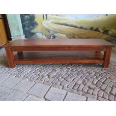 15635 Coffee Table Teak 1.66 m x 0.50 m