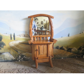 15660 Dressing Table Country Teak 0.76 m
