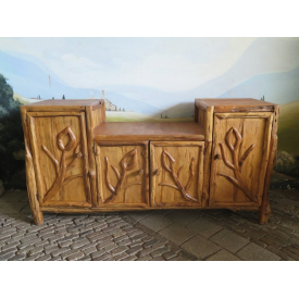 15662E Sideboard Country Teak 1.76 m