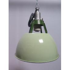 15731 Lampe Industrielampe Hellgrün