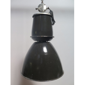 15740E Industrial Lamp Black Ø 0.34 m