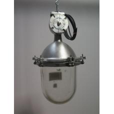 15743E Lampe Industrielampe Silber Ø 0,30 m