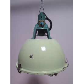 15744 Industrial Lamp Light Green