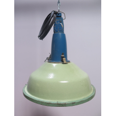 15746E Lampe Industrielampe Hellgrün