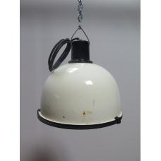 15748E Lampe Industrielampe Weiß Ø 0,35 m