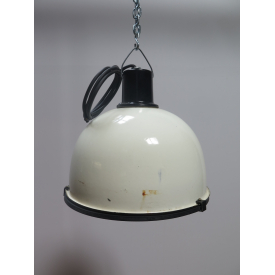 15748E Industrial Lamp White Ø 0.35 m