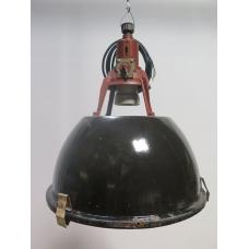 15753E Lampe Industrielampe Schwarz Ø 0,40 m