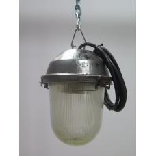 15755A Lampe Industrielampe Silber Ø 0,16 m