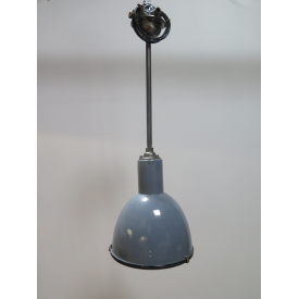 15757E Industrial Lamp Gray Ø 0.37 m