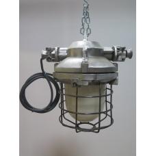 15758E Lampe Industrielampe Silber Ø 0,35 m
