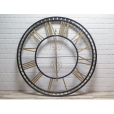 15840E Decoration Wall Clock Ø 2.00 m