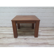 15863A Beistelltisch Tisch Teakholz 0,60 m