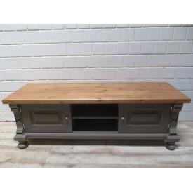 15928E TV Plasma Cabinet Solid Wood Gründerzeit Style