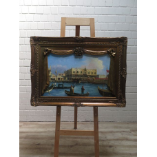 15986 Painting with Frame 1.15 m x 0.85 m