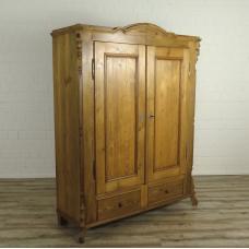 16058E Kleiderschrank Schrank Louis Philippe 1870