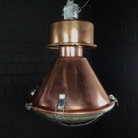 16125E Industrial Lamp