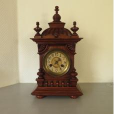 16211 Tischuhr Gründerzeit 1880