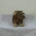 16254E Skulptur Dekoration Leopard Teakholz 0,95 m