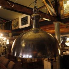 16308 Hängelampe Lampe Metall 0,70 m
